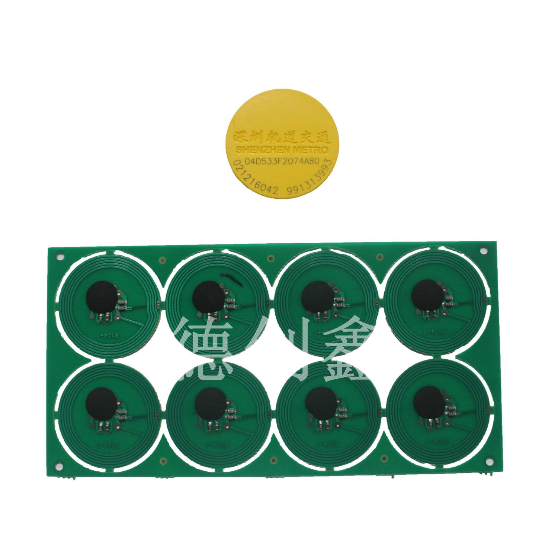 地铁交通线圈板PCB